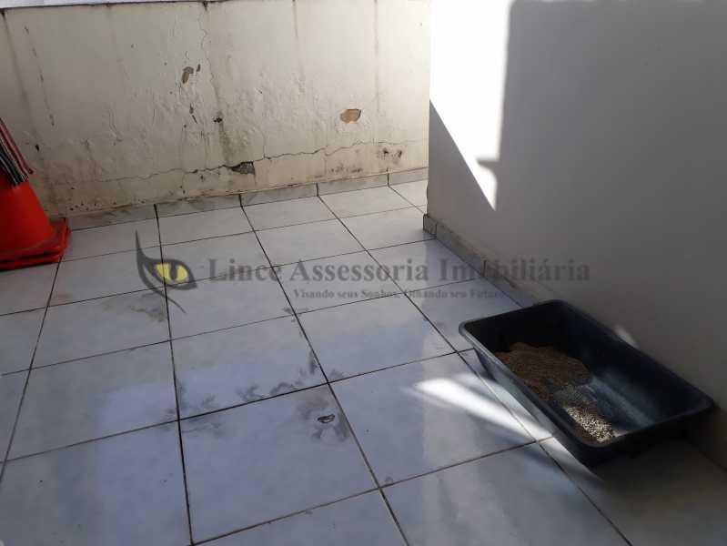 area externa1.2 - Cobertura À Venda - Tijuca - Rio de Janeiro - RJ - TACO20056 - 19