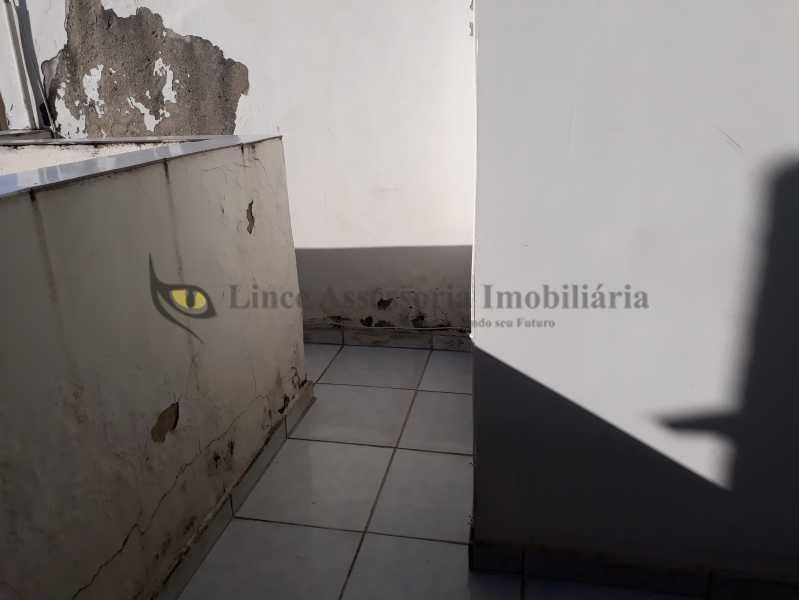 area externa1.3 - Cobertura À Venda - Tijuca - Rio de Janeiro - RJ - TACO20056 - 24