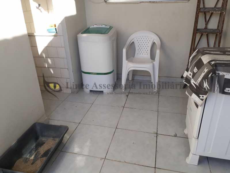 area externa1.4 - Cobertura À Venda - Tijuca - Rio de Janeiro - RJ - TACO20056 - 25