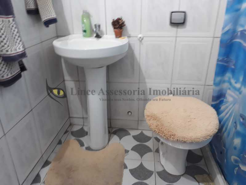 banheiro suite1.1 - Cobertura À Venda - Tijuca - Rio de Janeiro - RJ - TACO20056 - 13
