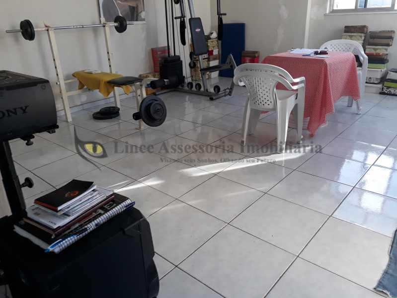 sala1.1 - Cobertura À Venda - Tijuca - Rio de Janeiro - RJ - TACO20056 - 1
