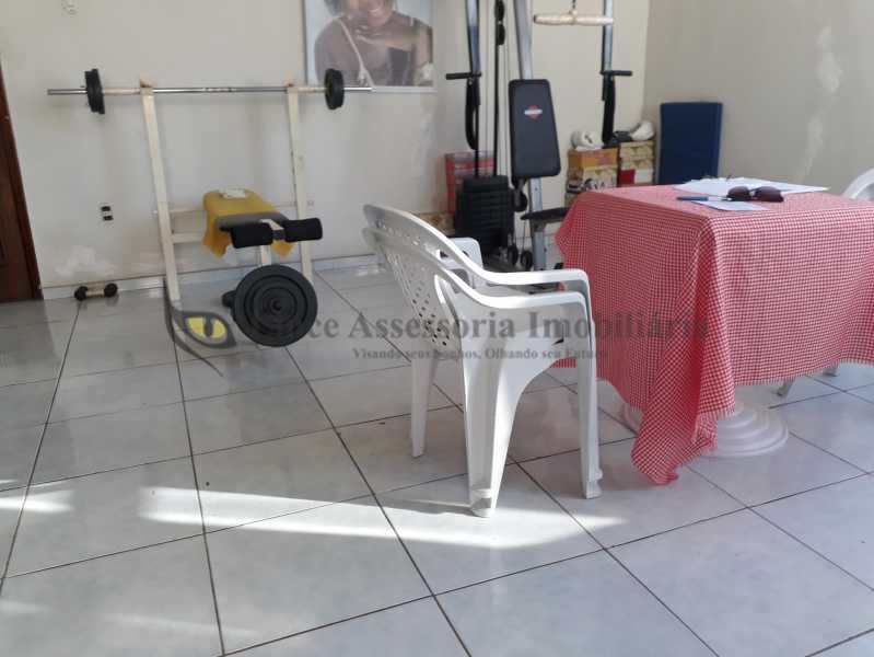 sala1.2 - Cobertura À Venda - Tijuca - Rio de Janeiro - RJ - TACO20056 - 3