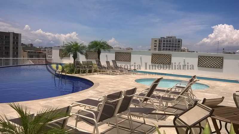 21 PISCINA1.0 - Apartamento 2 quartos à venda Andaraí, Norte,Rio de Janeiro - R$ 800.000 - TAAP21493 - 22