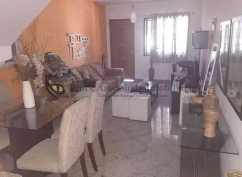 05 SALA 1.2 - Casa em Condomínio 3 quartos à venda Pechincha, Oeste,Rio de Janeiro - R$ 530.000 - TACN30005 - 6
