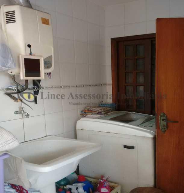 10 ÁREA DE SERVIÇO 1 - Casa em Condomínio 3 quartos à venda Pechincha, Oeste,Rio de Janeiro - R$ 530.000 - TACN30005 - 11