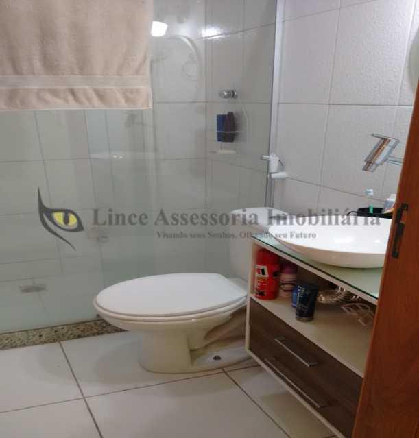 18 BANHEIRO SOCIAL 2 - Casa em Condomínio 3 quartos à venda Pechincha, Oeste,Rio de Janeiro - R$ 530.000 - TACN30005 - 19