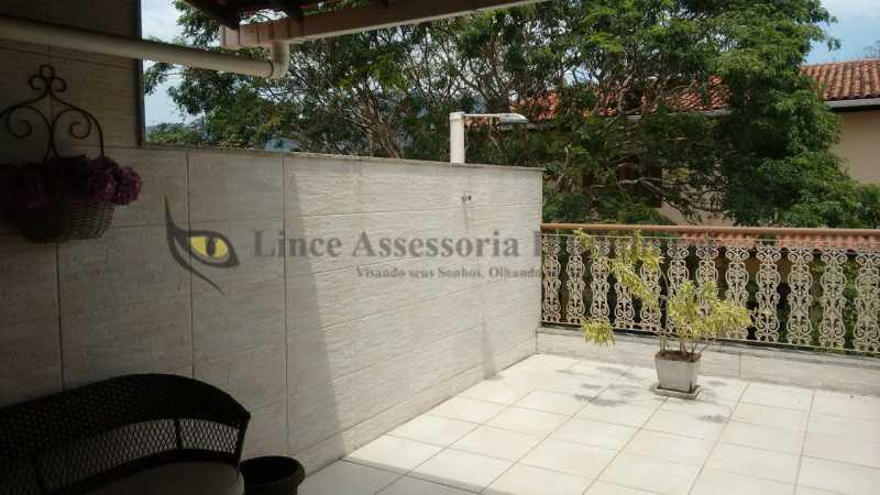 21 TERRAÇO 1.1 - Casa em Condomínio 3 quartos à venda Pechincha, Oeste,Rio de Janeiro - R$ 530.000 - TACN30005 - 22