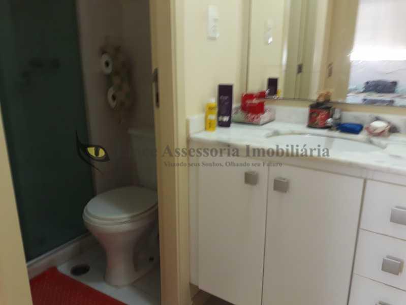 banheiro suíte1.1 - Apartamento Centro,Centro,Rio de Janeiro,RJ À Venda,3 Quartos,76m² - TAAP30846 - 8