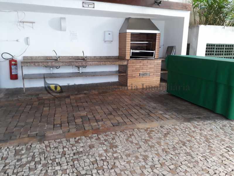 churrasqueira - Apartamento Centro,Centro,Rio de Janeiro,RJ À Venda,3 Quartos,76m² - TAAP30846 - 16
