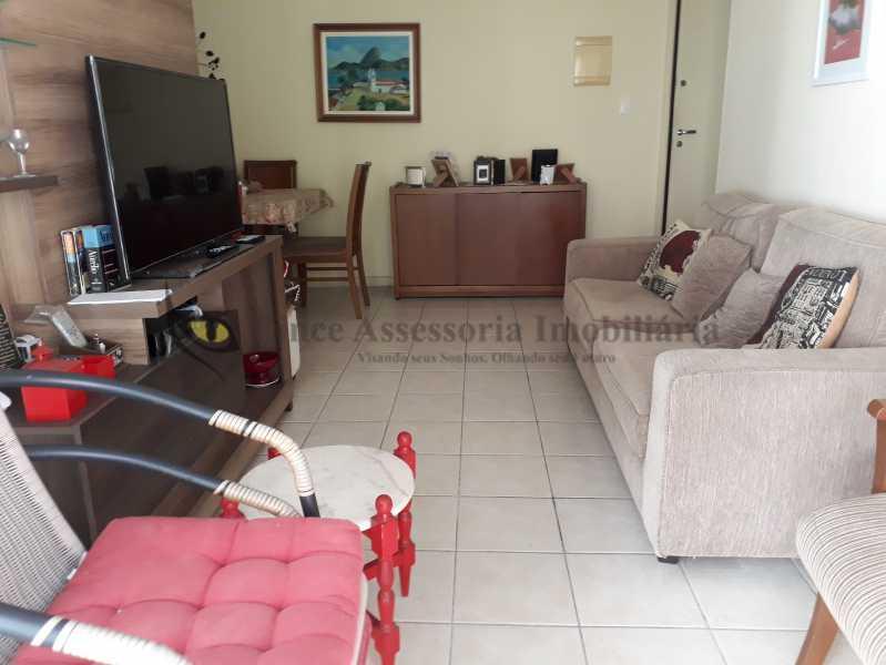 sala - Apartamento Centro,Centro,Rio de Janeiro,RJ À Venda,3 Quartos,76m² - TAAP30846 - 3