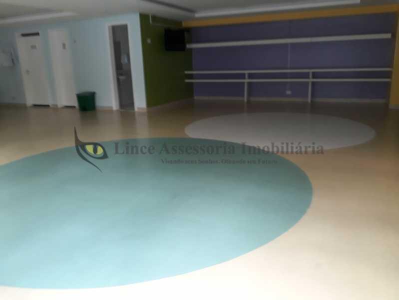 sala de dança - Apartamento Centro,Centro,Rio de Janeiro,RJ À Venda,3 Quartos,76m² - TAAP30846 - 22