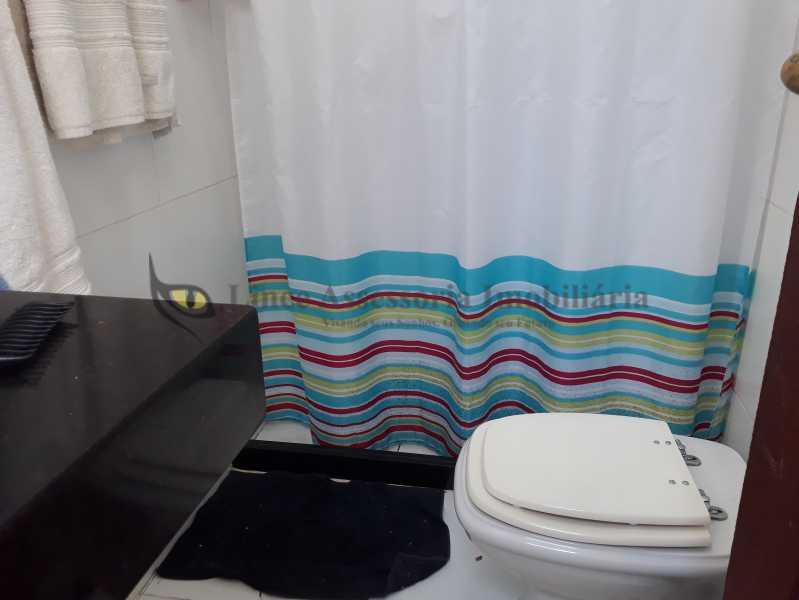 banheirosocial1.2 - Casa Grajaú,Norte,Rio de Janeiro,RJ À Venda,2 Quartos,110m² - TACA20037 - 12
