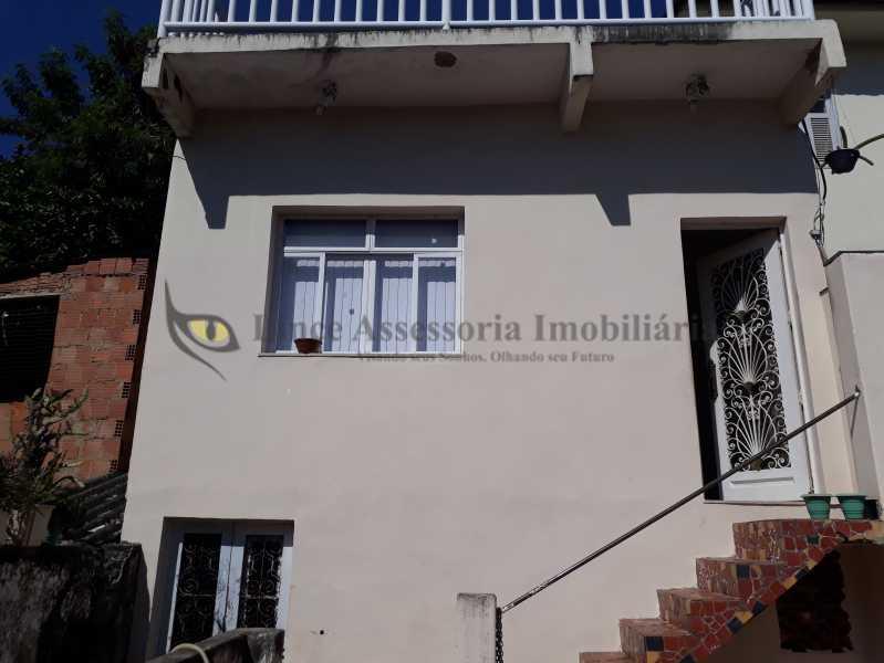fachada da casa - Casa Grajaú,Norte,Rio de Janeiro,RJ À Venda,2 Quartos,110m² - TACA20037 - 15