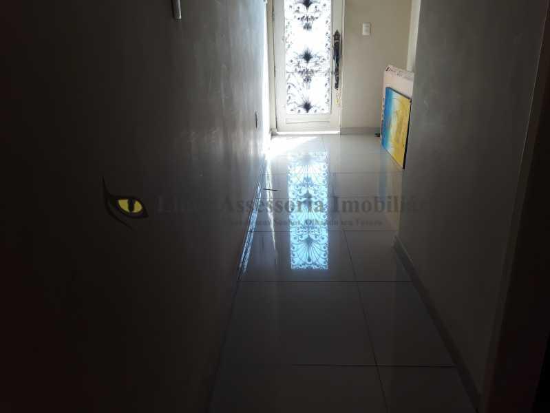 hall e circulação - Casa Grajaú,Norte,Rio de Janeiro,RJ À Venda,2 Quartos,110m² - TACA20037 - 5