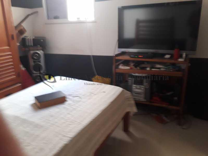 quart2.1 - Casa Grajaú,Norte,Rio de Janeiro,RJ À Venda,2 Quartos,110m² - TACA20037 - 9