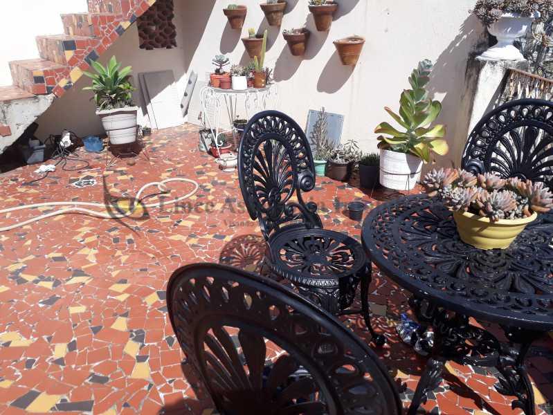 Terraço1.2 - Casa Grajaú,Norte,Rio de Janeiro,RJ À Venda,2 Quartos,110m² - TACA20037 - 16