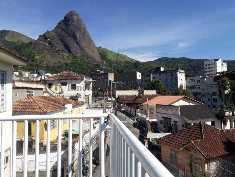 vista1 - Casa Grajaú,Norte,Rio de Janeiro,RJ À Venda,2 Quartos,110m² - TACA20037 - 17