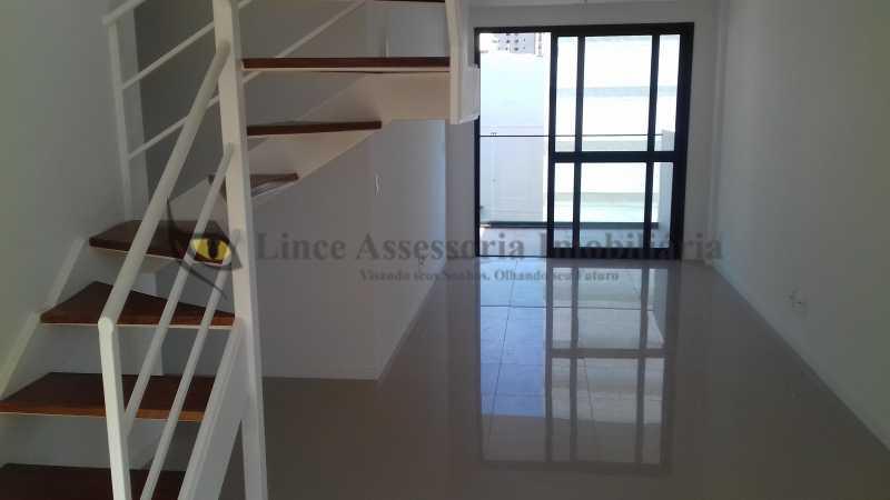 sala - Cobertura 2 quartos à venda Tijuca, Norte,Rio de Janeiro - R$ 1.090.000 - TACO20062 - 1