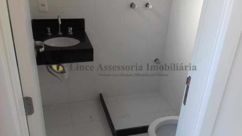 banheiro social - Cobertura 2 quartos à venda Tijuca, Norte,Rio de Janeiro - R$ 1.090.000 - TACO20062 - 11
