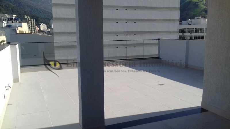 terraço - Cobertura 2 quartos à venda Tijuca, Norte,Rio de Janeiro - R$ 1.090.000 - TACO20062 - 13