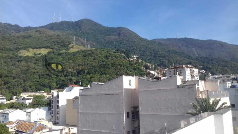 vista  - Cobertura 2 quartos à venda Tijuca, Norte,Rio de Janeiro - R$ 1.090.000 - TACO20062 - 8