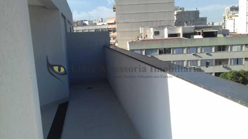 terraço - Cobertura 2 quartos à venda Tijuca, Norte,Rio de Janeiro - R$ 1.090.000 - TACO20062 - 15