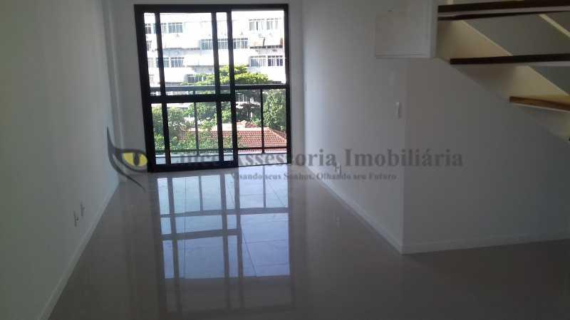 sala - Cobertura 2 quartos à venda Tijuca, Norte,Rio de Janeiro - R$ 1.090.000 - TACO20062 - 3