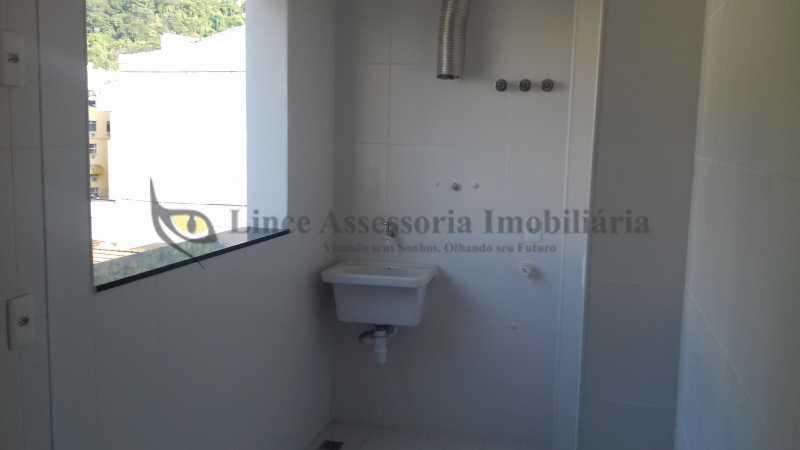 área serviço - Cobertura 2 quartos à venda Tijuca, Norte,Rio de Janeiro - R$ 1.090.000 - TACO20062 - 19