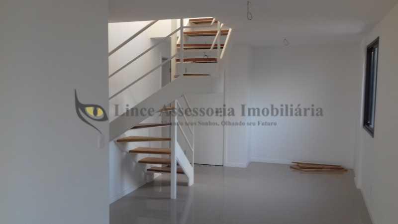 sala  - Cobertura 2 quartos à venda Tijuca, Norte,Rio de Janeiro - R$ 1.090.000 - TACO20062 - 4