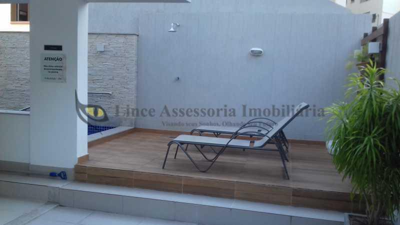 acesso piscina  - Cobertura 2 quartos à venda Tijuca, Norte,Rio de Janeiro - R$ 1.090.000 - TACO20062 - 20