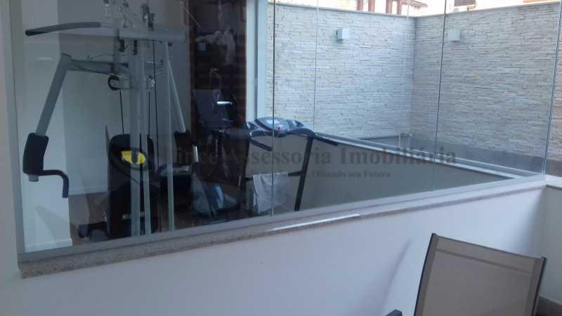 academia  - Cobertura 2 quartos à venda Tijuca, Norte,Rio de Janeiro - R$ 1.090.000 - TACO20062 - 22