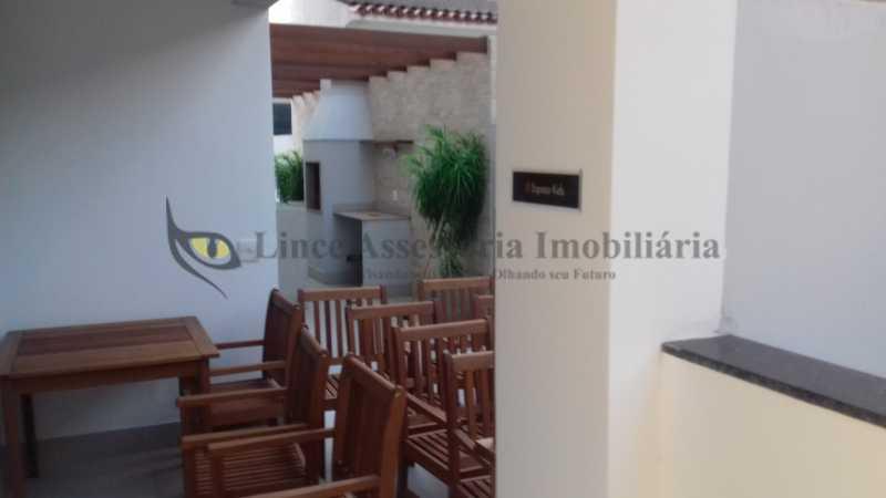 espaço gourmet - Cobertura 2 quartos à venda Tijuca, Norte,Rio de Janeiro - R$ 1.090.000 - TACO20062 - 23