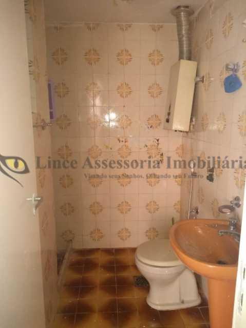 5 Banheiro - Apartamento Engenho de Dentro, Norte,Rio de Janeiro, RJ À Venda, 2 Quartos, 64m² - TAAP21530 - 16