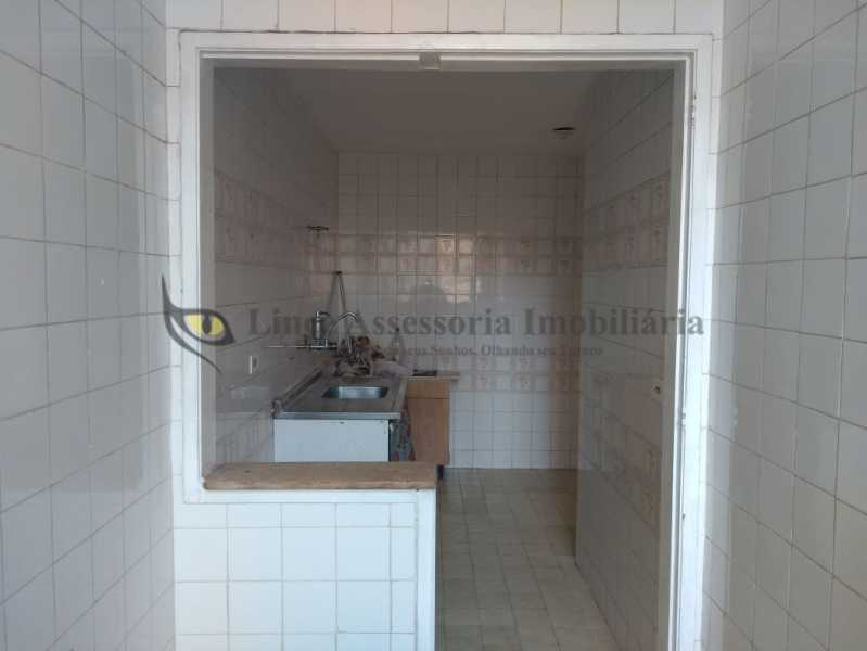 7 Area de Serviço - Apartamento Engenho de Dentro, Norte,Rio de Janeiro, RJ À Venda, 2 Quartos, 64m² - TAAP21530 - 20