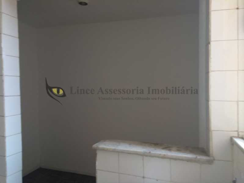7.1 Area de Serviço-Quarto Em - Apartamento Engenho de Dentro, Norte,Rio de Janeiro, RJ À Venda, 2 Quartos, 64m² - TAAP21530 - 25