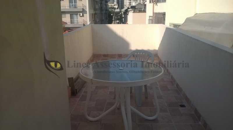 terraço - Casa de Vila 3 quartos à venda Vila Isabel, Norte,Rio de Janeiro - R$ 700.000 - TACV30047 - 21