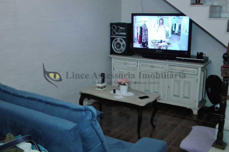 Sala  - Casa de Vila 3 quartos à venda Vila Isabel, Norte,Rio de Janeiro - R$ 700.000 - TACV30047 - 4
