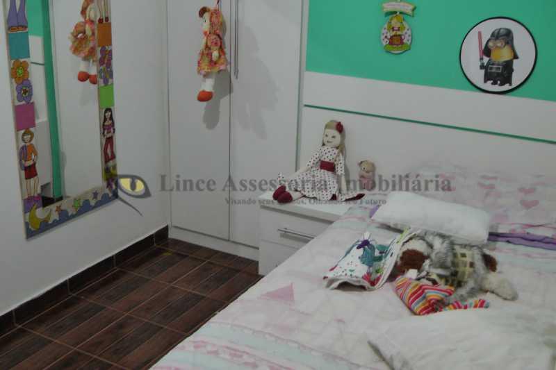 2ºquarto 2 - Casa de Vila 3 quartos à venda Vila Isabel, Norte,Rio de Janeiro - R$ 700.000 - TACV30047 - 24