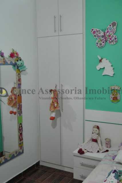 2ºquarto 3 - Casa de Vila 3 quartos à venda Vila Isabel, Norte,Rio de Janeiro - R$ 700.000 - TACV30047 - 9