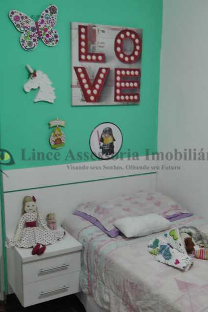 2ºquarto - Casa de Vila 3 quartos à venda Vila Isabel, Norte,Rio de Janeiro - R$ 700.000 - TACV30047 - 8
