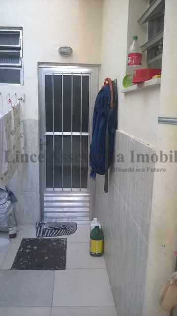 área de serviço - Casa de Vila 3 quartos à venda Vila Isabel, Norte,Rio de Janeiro - R$ 700.000 - TACV30047 - 11