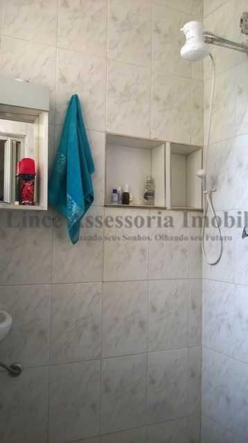 banheiro social 2ºpiso - Casa de Vila 3 quartos à venda Vila Isabel, Norte,Rio de Janeiro - R$ 700.000 - TACV30047 - 16