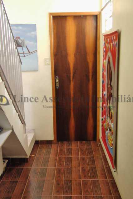 corredor 2º piso  - Casa de Vila 3 quartos à venda Vila Isabel, Norte,Rio de Janeiro - R$ 700.000 - TACV30047 - 14