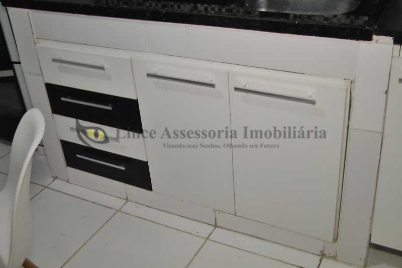 cozinha   - Casa de Vila 3 quartos à venda Vila Isabel, Norte,Rio de Janeiro - R$ 700.000 - TACV30047 - 19