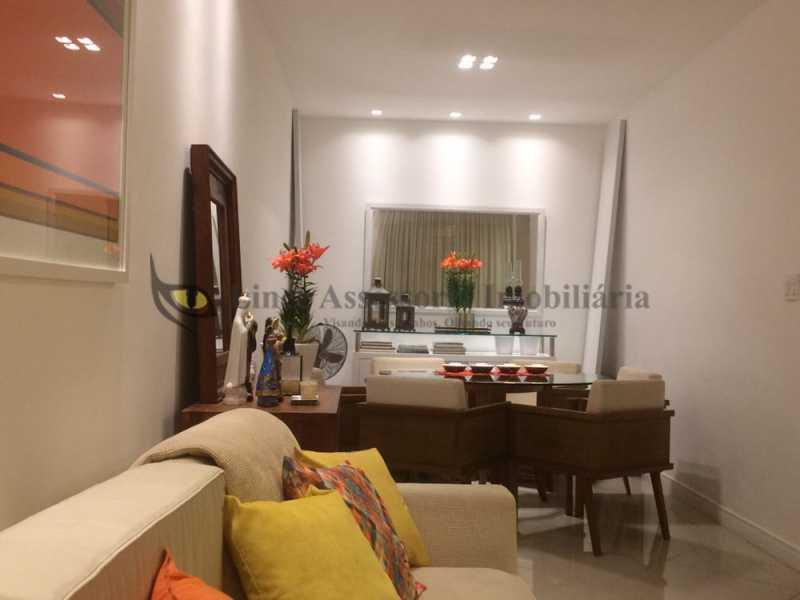 1.2 Sala - Casa 5 quartos à venda Tijuca, Norte,Rio de Janeiro - R$ 1.200.000 - TACA50011 - 3