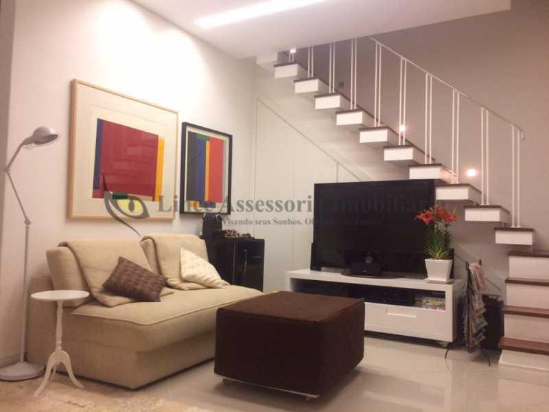 1.8 Sala - Casa 5 quartos à venda Tijuca, Norte,Rio de Janeiro - R$ 1.200.000 - TACA50011 - 5