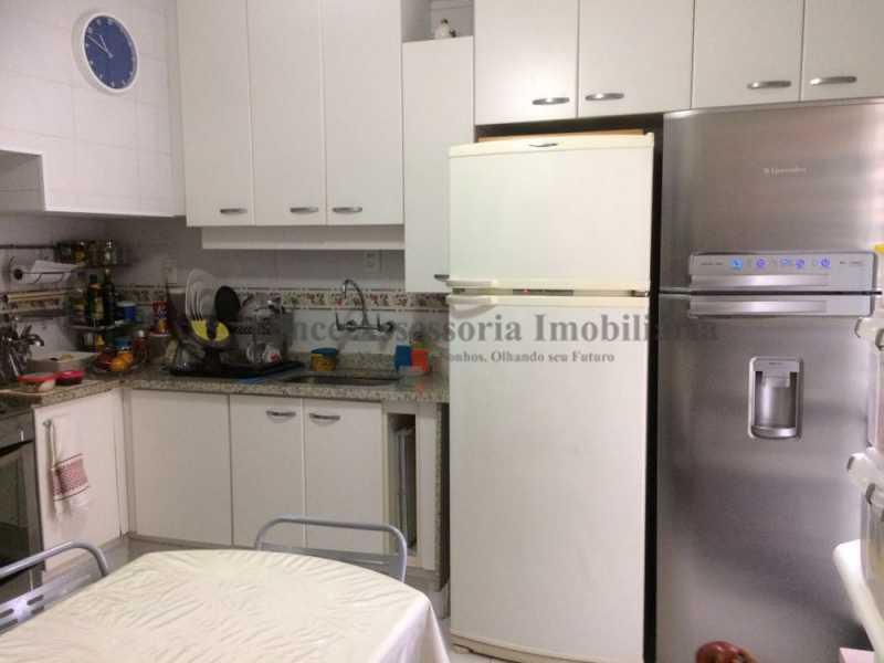 3 Cozinha - Casa 5 quartos à venda Tijuca, Norte,Rio de Janeiro - R$ 1.200.000 - TACA50011 - 11