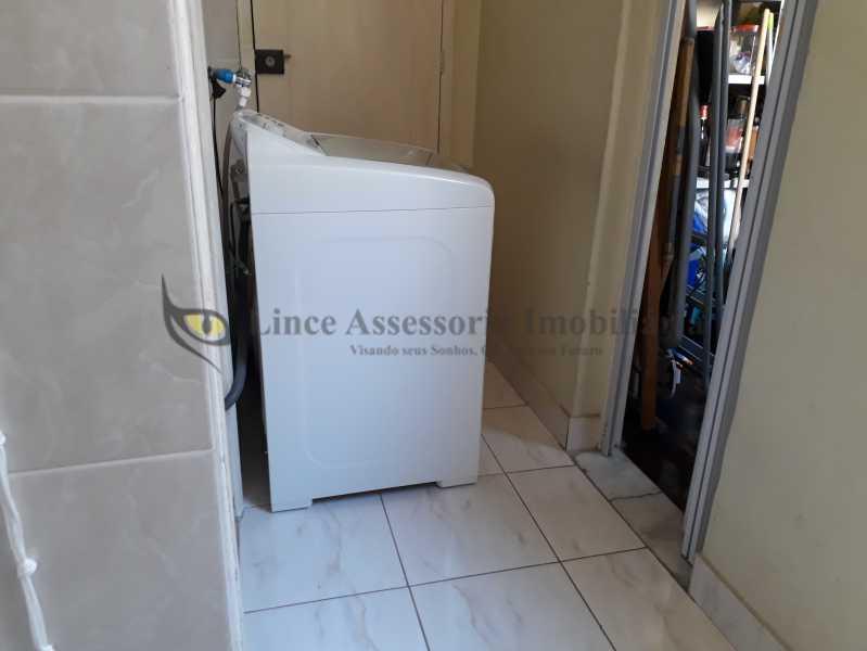 area serviço1.1 - Apartamento 3 quartos à venda Vasco da Gama, Rio de Janeiro - R$ 360.000 - TAAP30861 - 19