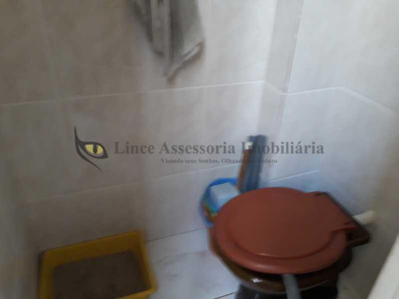banheiro empregada - Apartamento 3 quartos à venda Vasco da Gama, Rio de Janeiro - R$ 360.000 - TAAP30861 - 18
