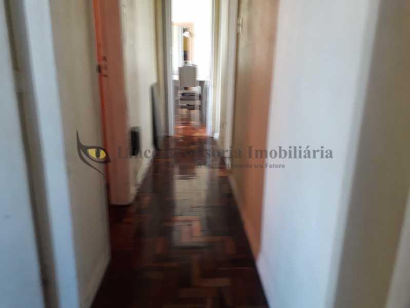 circulação - Apartamento 3 quartos à venda Vasco da Gama, Rio de Janeiro - R$ 360.000 - TAAP30861 - 11